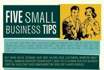 Small Business Snippits / Best practices for running your small business.