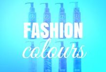 . FASHION . / 8 Shades include: Lemon | Hot Pink | Fire | Sangria | Turquoise | Cobalt | Amethyst | Emerald  No mixing | no ammonia