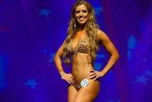 WBFF Danemark / Maya Nassar was officially endorsed by the Lebanese Ministry of Youth and Sports as an athlete and represented Lebanon in the WBFF competition in Denmark