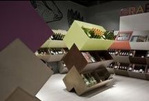Trending Retail Design / Ideas for creating engaging retail experiences.