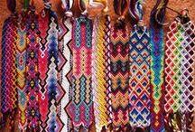 macrame / knots, knots, knots everywhere!!!