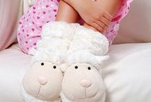 pajamas ♥  cute socks and slippers