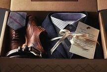 Мужчины и их одежда