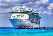 Cruise Ships / Information, details, and things to do while on board