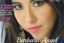 Barbara Angel / Art by Antonio Alves Novaes