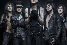 We Are The Fallen Angels / Black veil brides