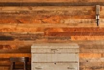 WOW Wall Cladding / Reclaimed Wood Wall Cladding by Salvage Works