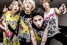 Just give me a reason, to keep my heart beating. / ONE OK ROCK  I'm in love with Taka help me