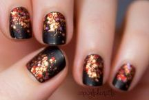 Nails!!! / by Arvella Rose