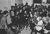 Grindcore / Power Violence / Black Metal