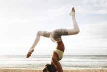 """Y O G A / """"Yoga is the journey of the self, through the self, to the self."""" ~ The Bhagavad Gita"""