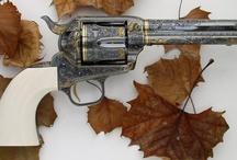 Revolvers / by Bruce Bingaman