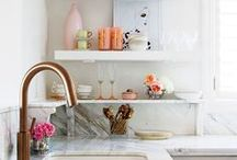 Sinks & Faucets / Without the right sink for your inspired kitchen design, your food preparation could, well, sink! Here's a look at good sink and faucet options our kitchen designers could incorporate beautifully into your IKEA kitchen.
