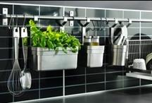 Backsplash ideas / Kitchen backsplash ideas for your IKEA kitchen