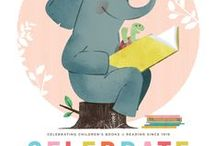 Children's Book Week (in May) / This set of nationwide literacy events is celebrated annually in May.
