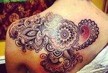 Tattoos and Tattoo Ideas / by F Metz