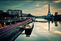 Paris, France / You think you have been to a romantic place until you visit Paris, the real essence of life, beauty, fashion and culture all can be found in this exceptional city...
