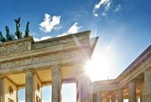Berlin, Germany / East and West Berlin have been united in 1990 and now it become a gorgeous city, a melting pot of cultures with a wide range of cultural events.
