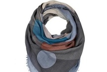 Becksöndergaard / Becksöndergaard creates beautiful scarves and accessories for women. See more here http://www.rikkesolberg.dk/becksondergaard/