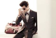 """⭐️Fashion for men⭐️ / """"Style is a way of saying who you are, without having to speak."""" ~ Rachel Zoe / by **Dawson Files**"""