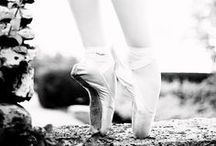 Beautiful Pointe Shoes