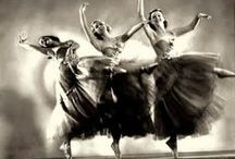 Vintage Ballet Photography / These ladies were the pioneers of our sport in many ways.  So glamorous!