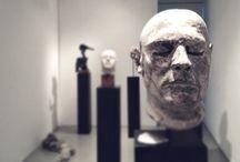 """""""Mimesi"""" Carlo Previtali  / Art exhibition"""