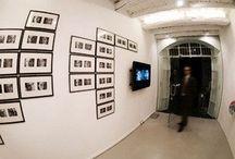 // Exhibitions I // / Art exhibition