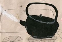 What is it about tea pots? / A worthy question....