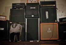 Stacks, Racks, Amps / Tone