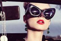 Vintage Eyewear / We love vintage. From vintage eyewear to life-style to slang... This board has it all!