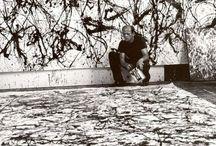 It's a dance... / Jackson Pollock