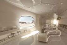 Future Interior / How shall we live in the future? Let's find out!