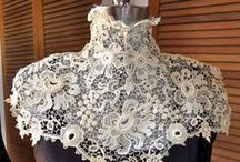 The Beauty of Irish Lace / Brigid, the heroine in my latest novel, 'The GIRL FROM COUNTY CLARE' is an accomplished lace maker. These images are a great inspiration.