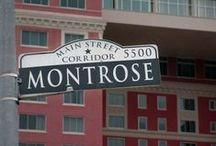 Houston and Montrose