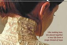 The Girl from County Clare / A B.R.A.G. Medallion honoree. Brigid, an 18-year-old talented lacemaker, flees starvation and poverty in 19th century Ireland to find a better life in Australia, only to find it in New Zealand. www.vickyadin.co.nz