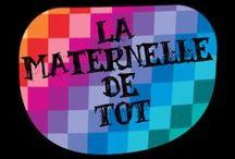 La maternelle de ToT / école maternelle, classe PS MS GS, en lien avec le blog La maternelle de ToT http://lamaternelledetot.blogspot.fr/