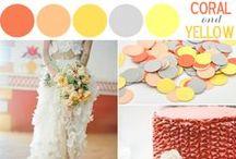 Wedding Colours - Palety kolorów