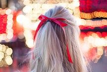 My Christmas Hairstyle