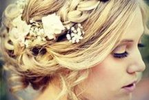 Wedding Hairstyle - Fryzury