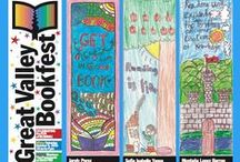 Bookmark Contest / Winning entries from Great Valley Bookfest's annual design contest for K-8 students.