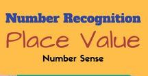 Number Recognition, number Sense and Place Value / Start the pre-k math journey with awesome resources on number recognition, number sense, number sequencing and place value. Make early math learning fun through math games, free printables, worksheets and strategies on numbers. A great way to kickstart your math lessons for your homeschool and classrooms.
