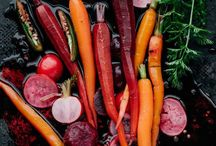 REZEPTE // GEMÜSE / Gemüse ist alles andere als Langweilig. Was man aus Karotten, Kohlrabi, Brokkoli und Co alles leckeres zaubern kann, zeige ich hier.