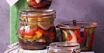REZEPTE // VORRÄTE EINMACHEN / Unsere Omas wussten noch, wie man Lebensmittel haltbar macht. Dank diesem Board, weisst du es jetzt auch