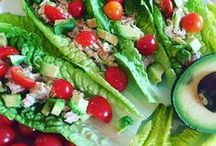 Clean Eating / Clean eating recipes...guidance...and encouragements. My primary goal is to eliminate unhealthy chemicals and toxins from my diet, as well as boycott cruel treatment of animals. / by girlgeek101 -