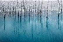 Blue Pond : Kent Shiraishi Photography  / https://www.facebook.com/KentShiraishi?fref=ts
