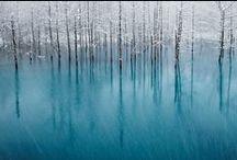 Blue Pond : Kent Shiraishi Photography  / https://www.facebook.com/KentShiraishi?fref=ts