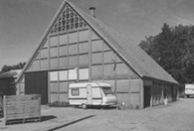 Wishful thinking (house) / A barn as a source of inspiration for a house.