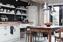 Kitchen Interiors / Inspiration: kitchen