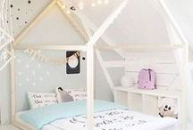 Childrens room / Inspiration to make the best room for the kids